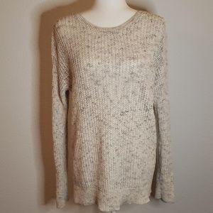 Trouve Knit Tunic Sweater